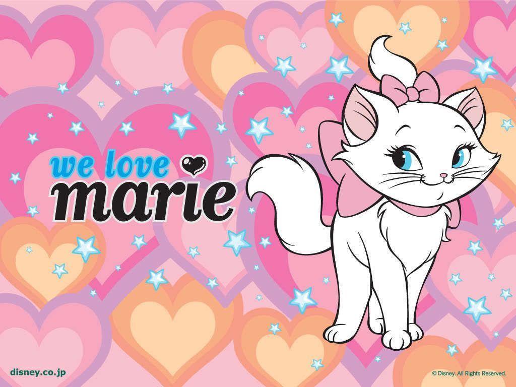 Marie – classic-disney Wallpaper | Marie | Pinterest | Disney …