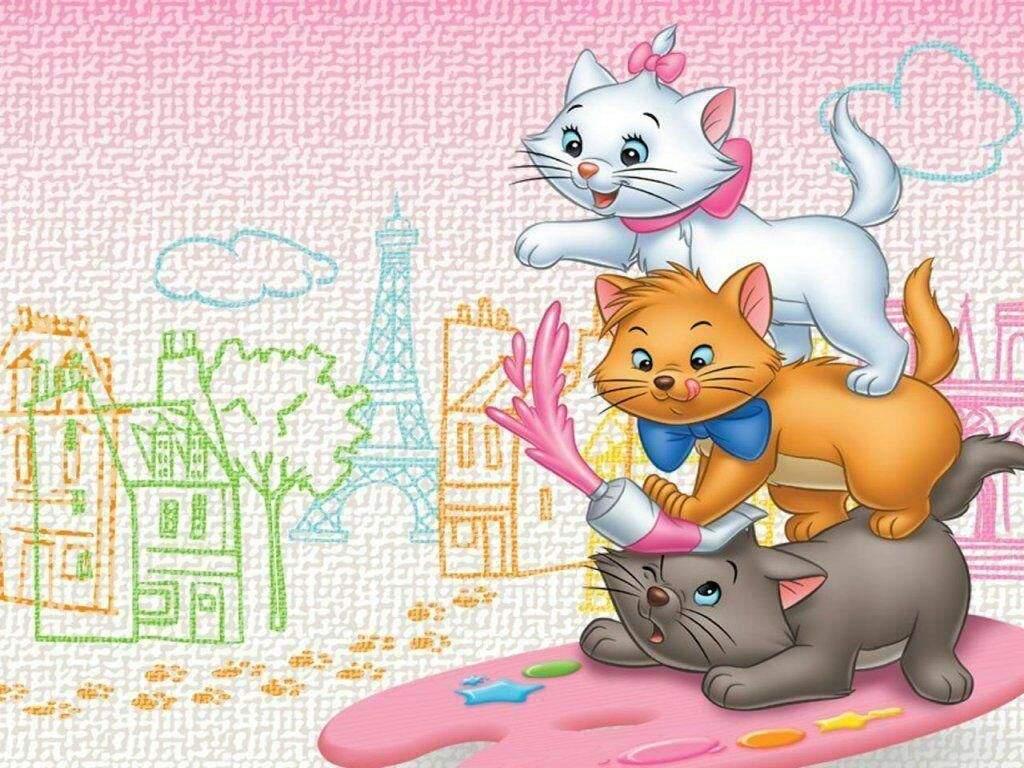 Aristocats/Marie Wallpapers | Disney Amino
