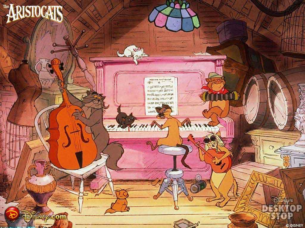 University of Plymouth Animation Club: The Aristocats- The last …