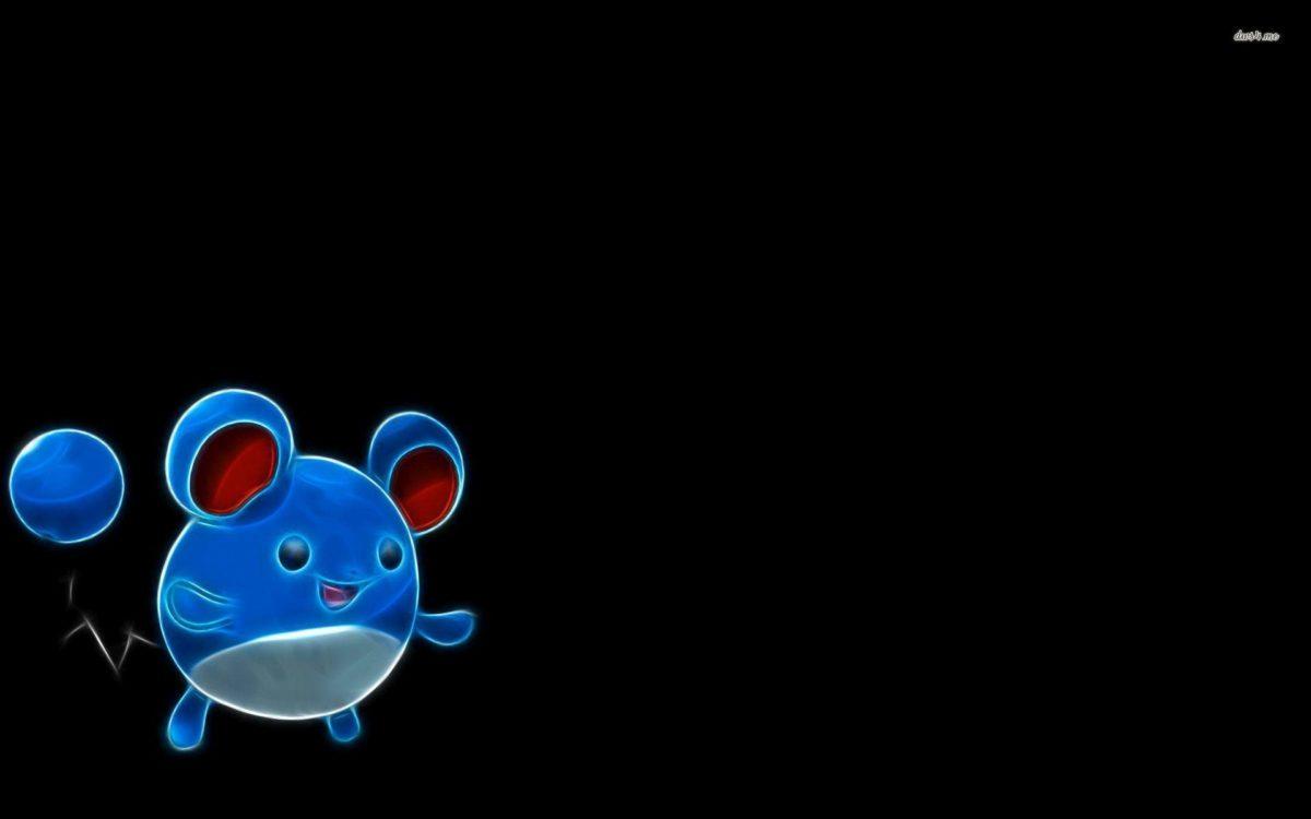 Marill – Pokemon – WallDevil