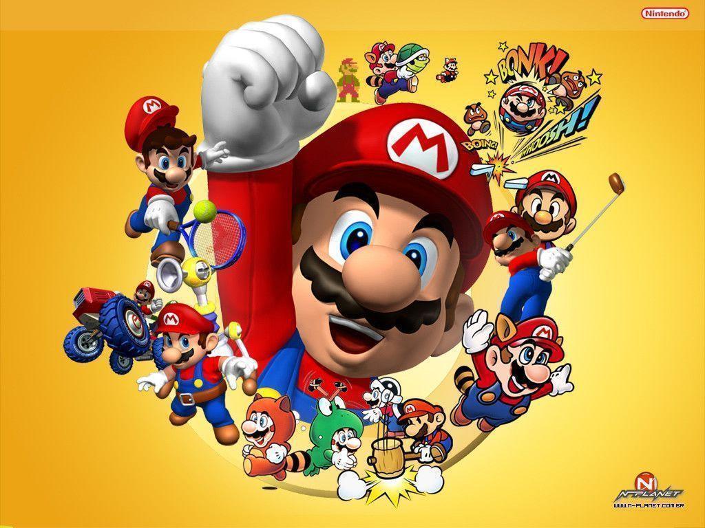 Mario Wallpaper – Mario Wallpaper (5615077) – Fanpop