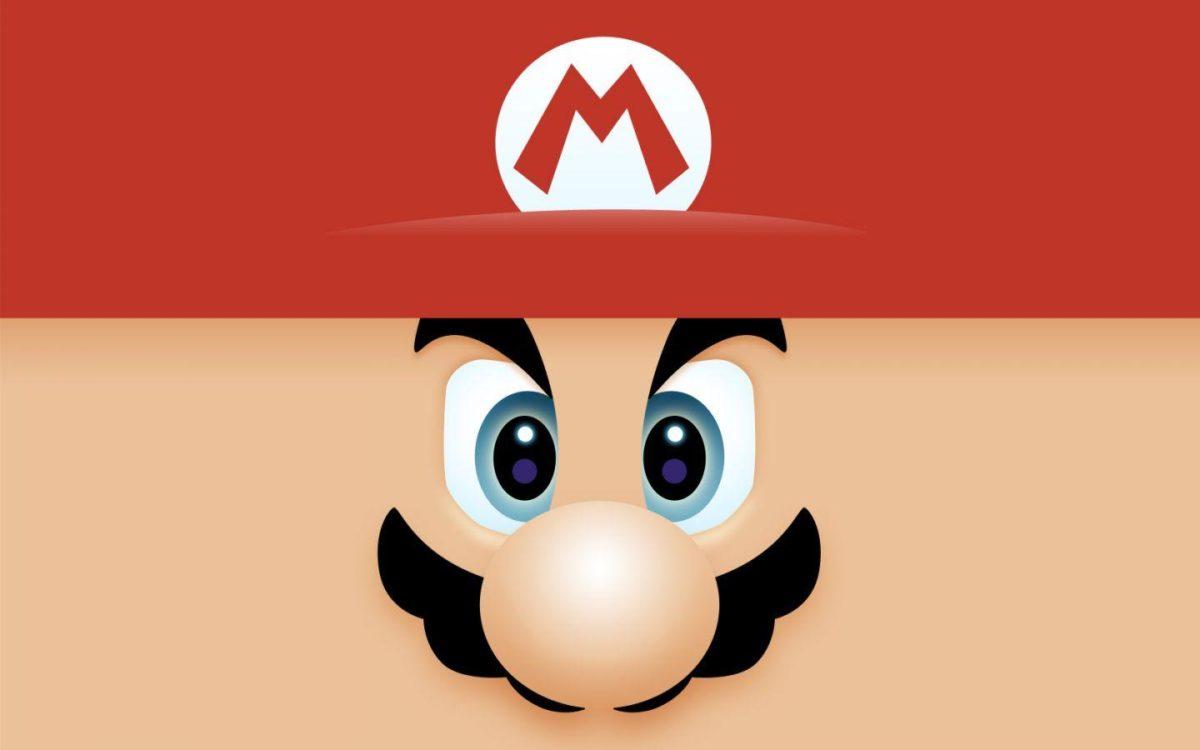 Mario Face Wallpaper 1440×900 – Super Mario Wallpapers