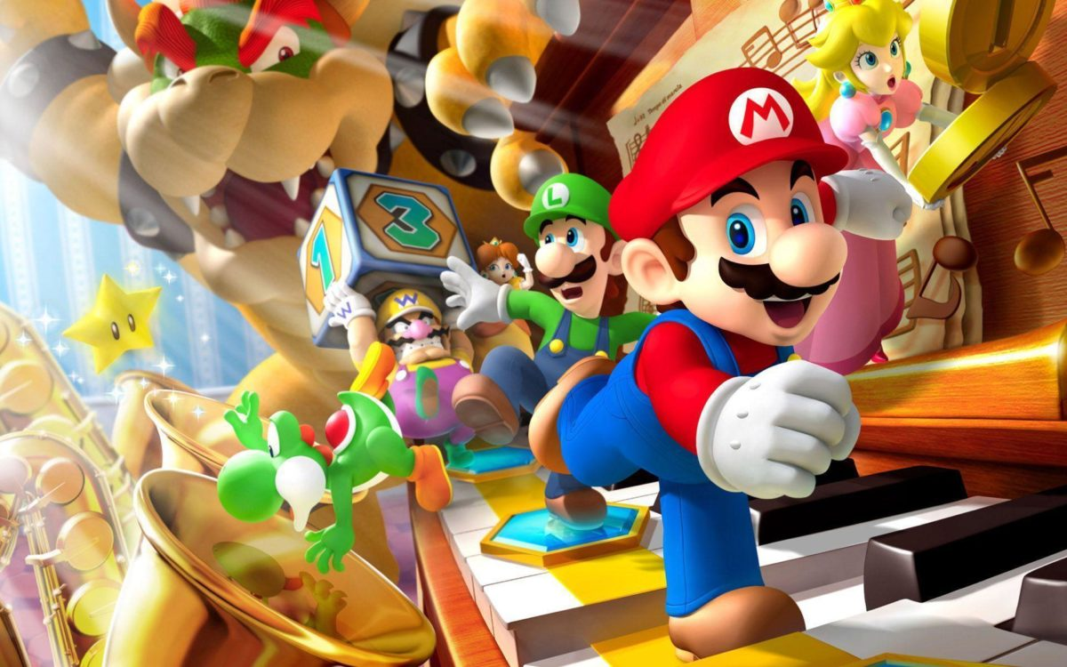 Mario Game Wallpapers | HD Wallpapers