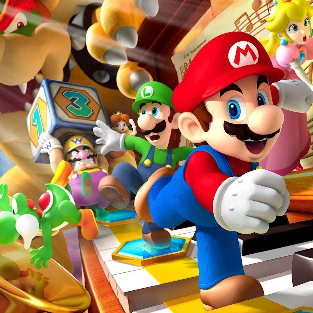 Super Mario Wallpaper – Wide Wallpapers