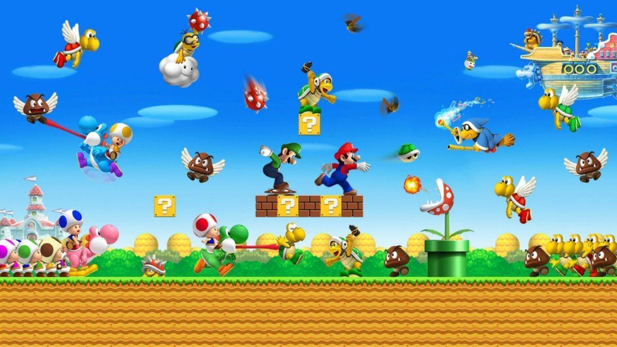 New Super Mario Bros 2 wallpaper – 1175789