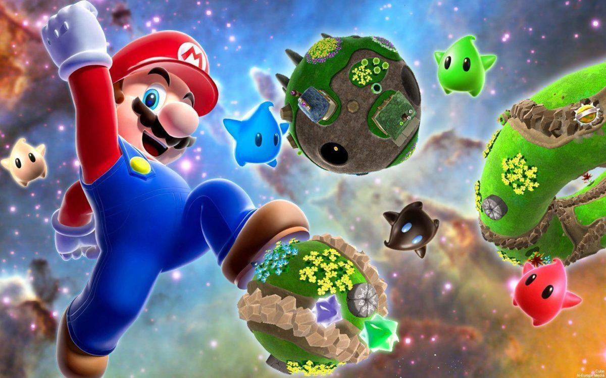 Wallpapers HD de Mario Bros . – Taringa!