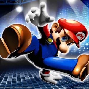 download 3D Mario wallpaper