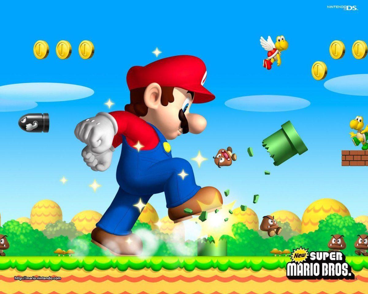 Mario Wallpapers – Download Super Mario Wallpapers