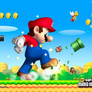 download Mario Wallpapers – Download Super Mario Wallpapers