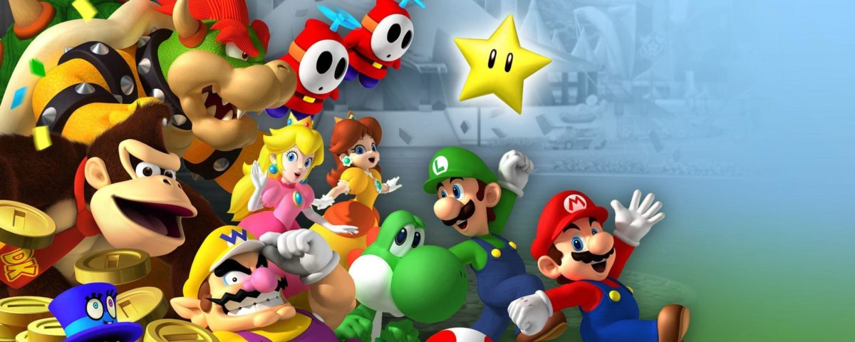228 Mario Wallpapers | Mario Backgrounds Page 5