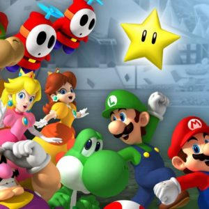 download 228 Mario Wallpapers | Mario Backgrounds Page 5