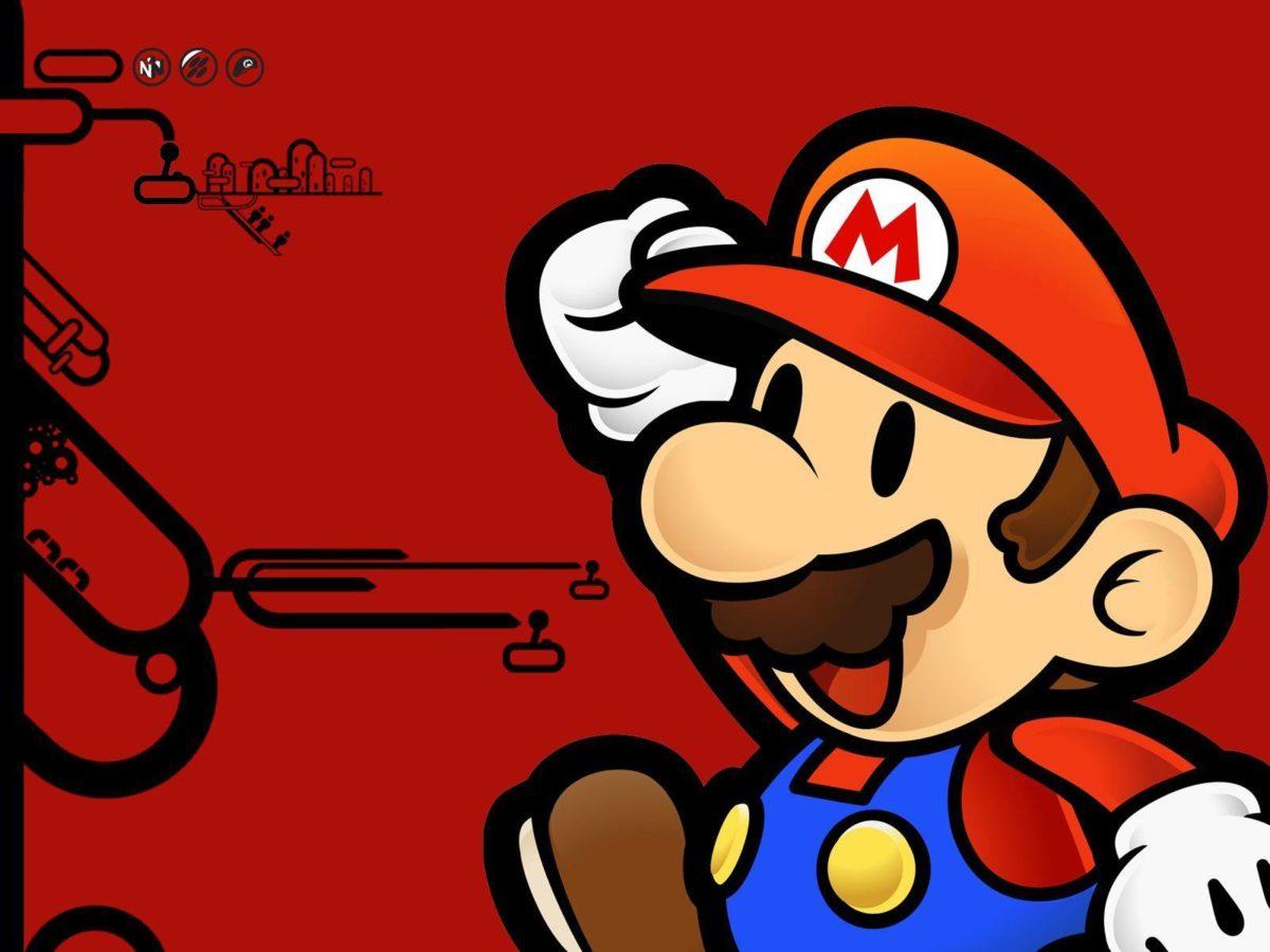 Paper Mario Computer Wallpapers, Desktop Backgrounds 1600×1200 Id …