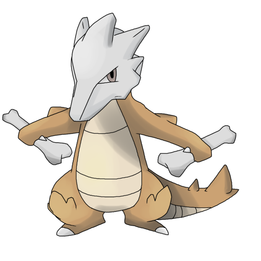 Mega Marowak by Glitchedmew on DeviantArt