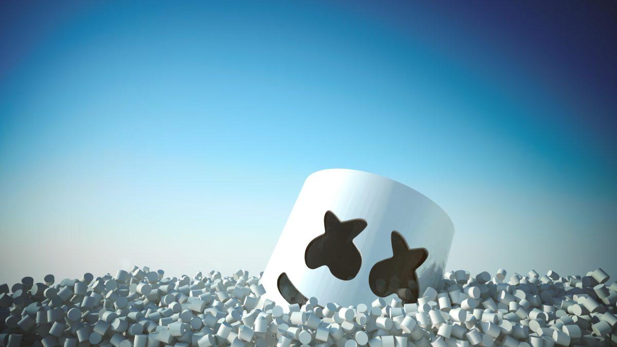 Marshmello 4k Wallpaper | Music HD Wallpapers