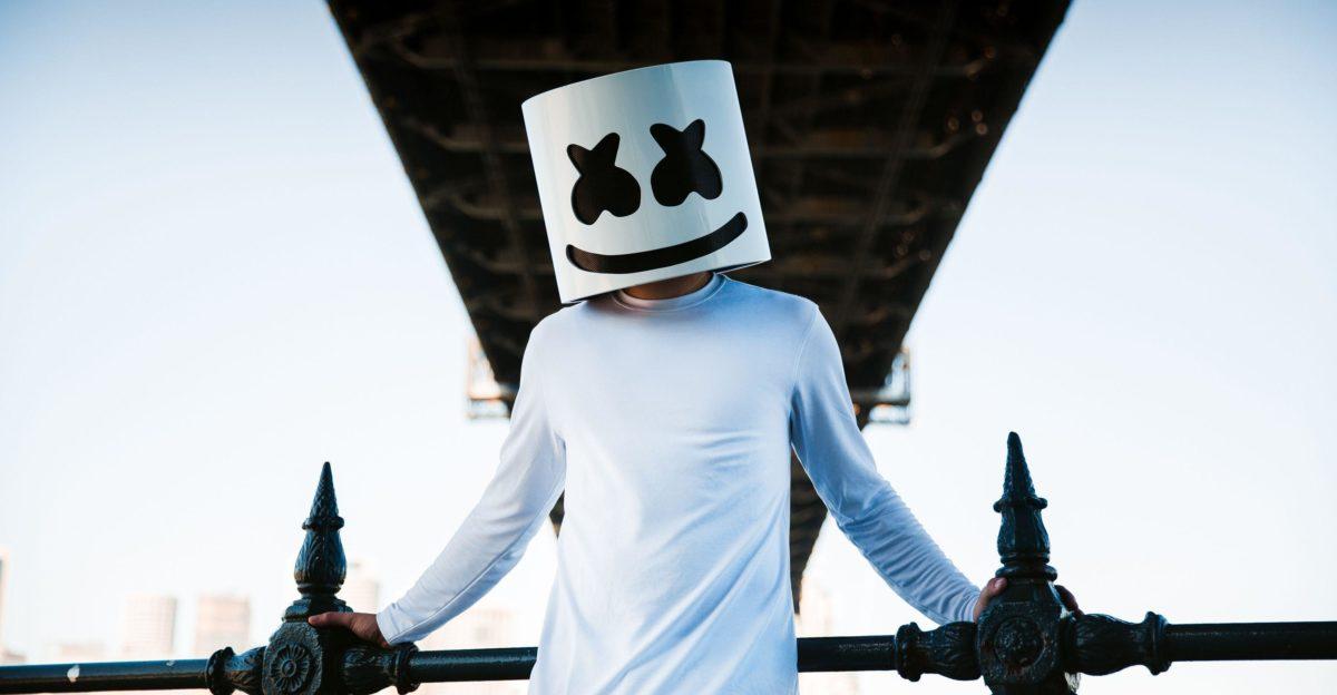 Marshmello DJ Wallpaper | Music HD Wallpapers