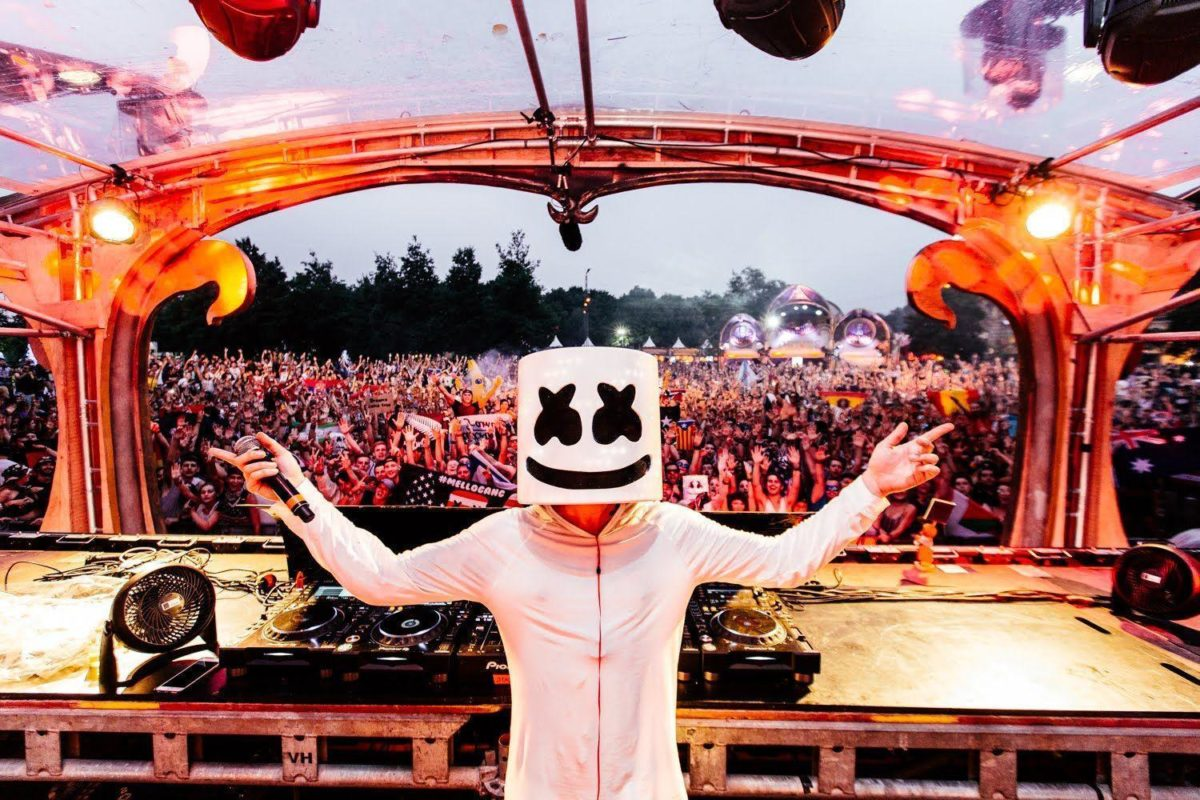 HD Marshmello Wallpapers | Full HD Pictures