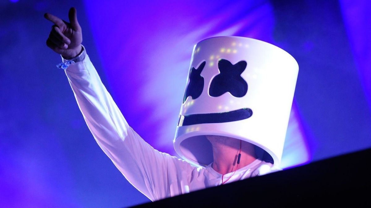 Awesome Marshmello Wallpaper | Full HD Pictures