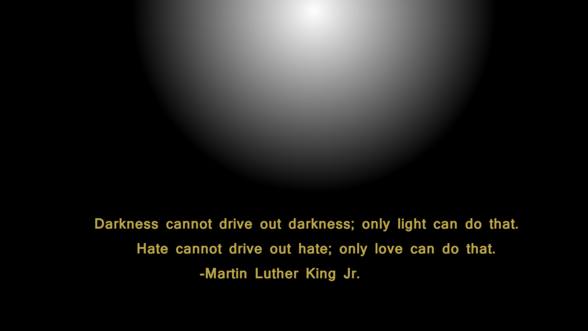 Basic Martin Luther King Jr. Wallpaper Quote : Desktop and mobile …
