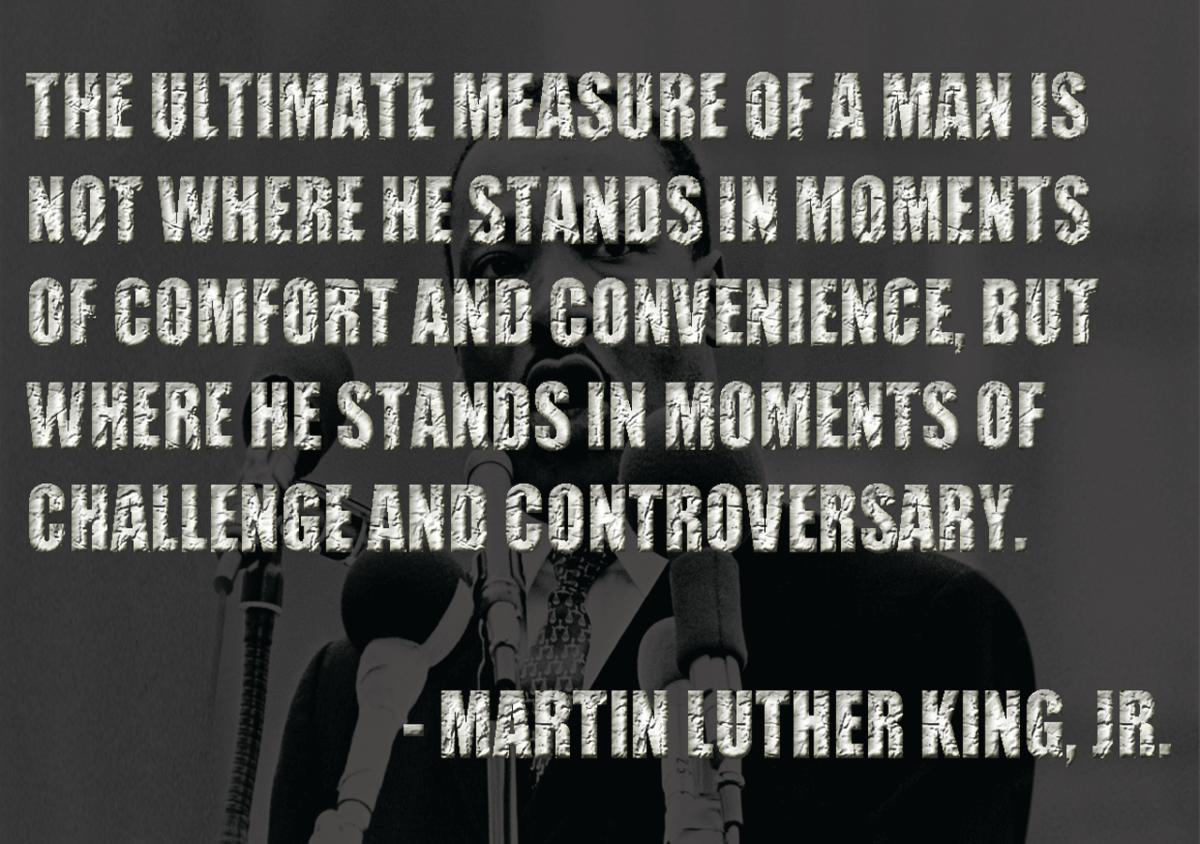 Martin Luther King, Jr. Day 2016 Desktop Computer Wallpaper …