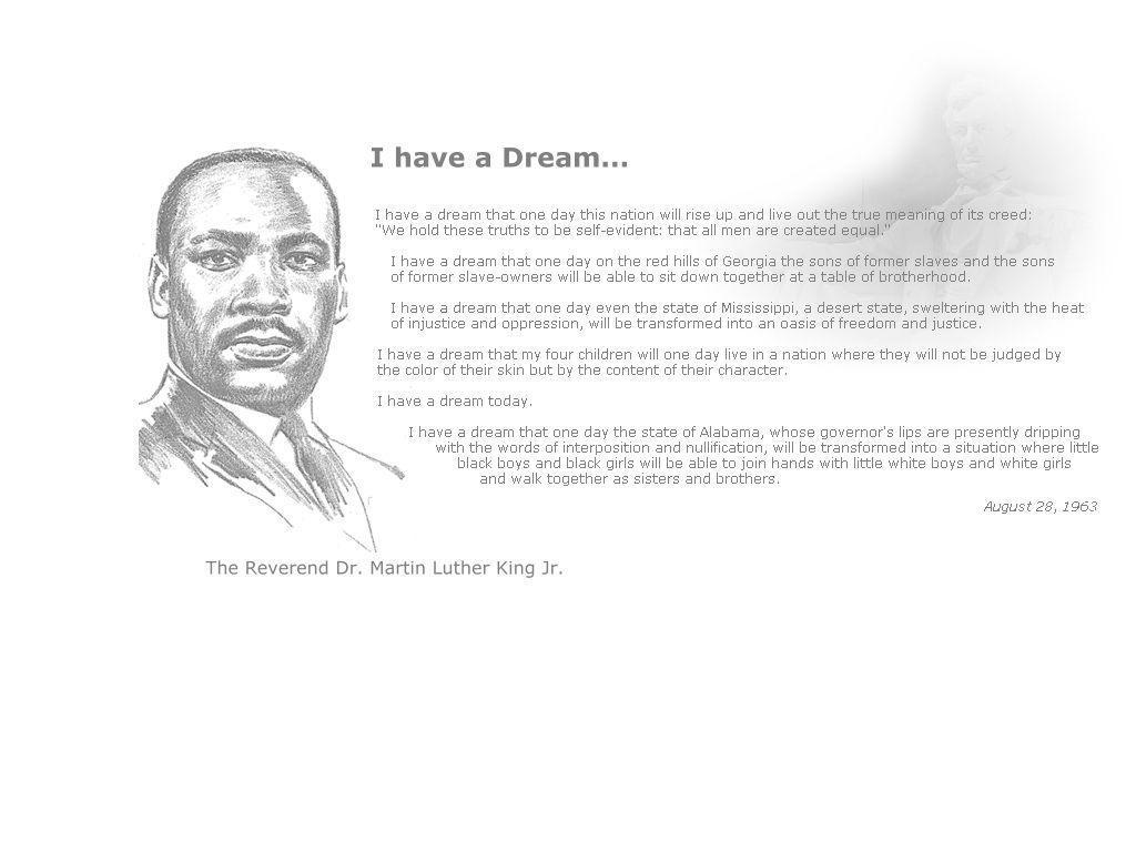 Martin Luther King Jr. Memorial Wallpaper – Zisya Art