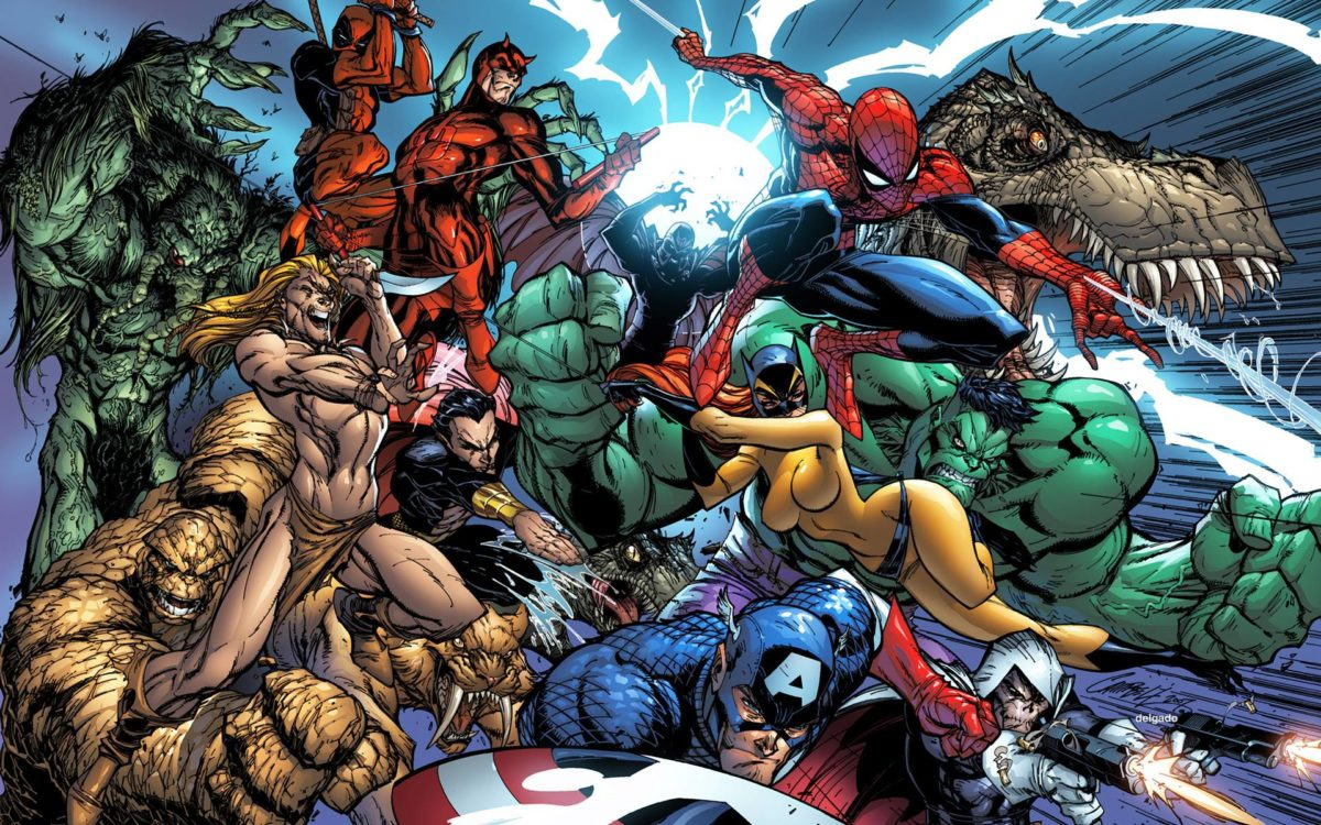 Marvel Wallpaper Widescreen 27979 Hd Wallpapers in Movies …