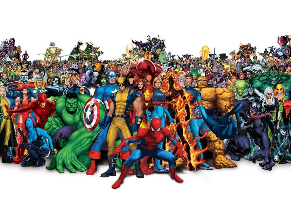Marvel Universe Wallpaper 1920X1080 32113 Hd Wallpapers in Movies …