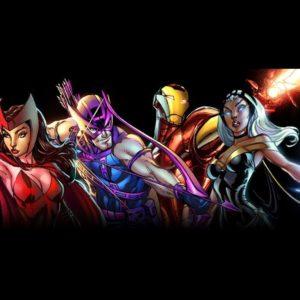 download Marvel Heroes Wallpaper (HD)