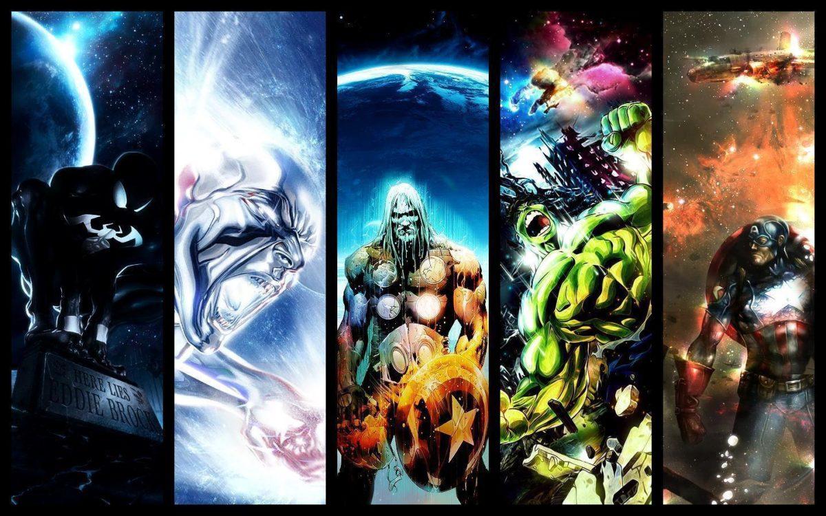 Fonds d'écran Marvel Comics : tous les wallpapers Marvel Comics