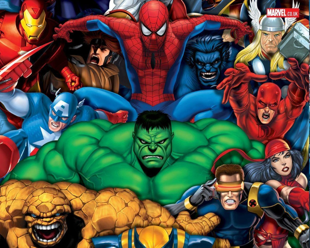 marvel comics wallpaper – 1280×1024 High Definition Wallpaper …