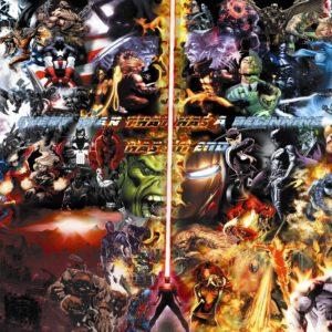 download Marvel Comics Caracters Wallpaper HD Dekstop
