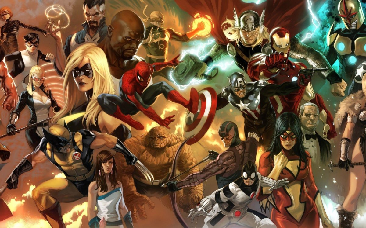 130 Marvel HD Wallpapers | Backgrounds – Wallpaper Abyss