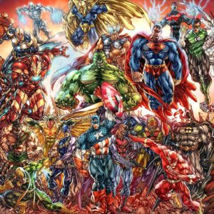 download 430 Marvel Comics HD Wallpapers | Backgrounds – Wallpaper Abyss