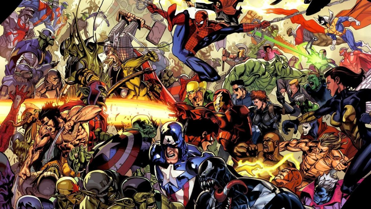 Marvel Wallpapers HD | HD Wallpapers, Backgrounds, Images, Art Photos.