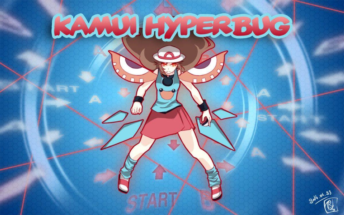 blue, masquerain, and senketsu-kisaragi (kill la kill, pokemon …