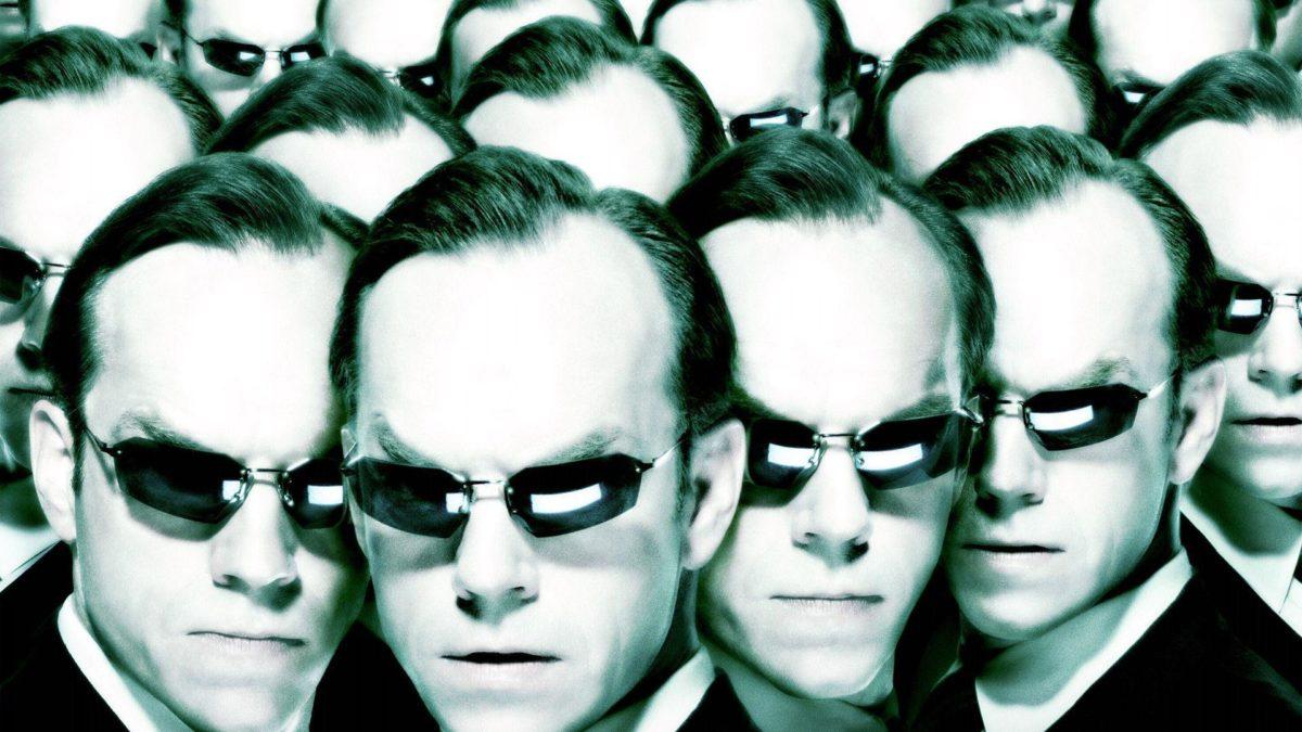 Images For > Matrix Reloaded Wallpaper