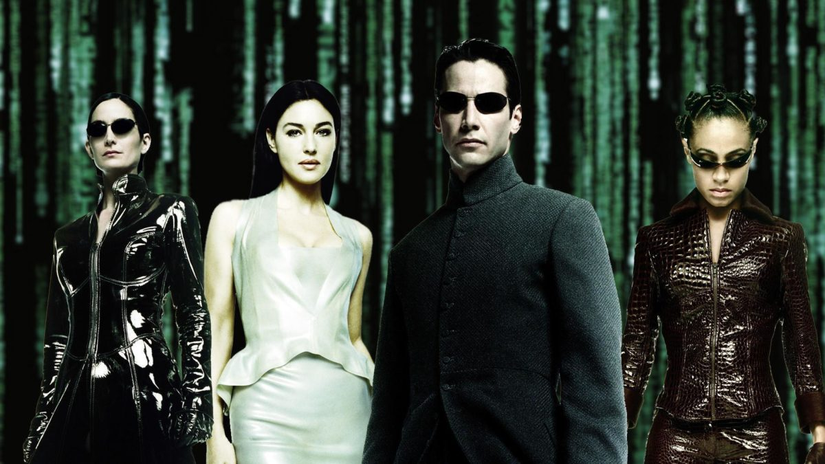 Matrix Reloaded (2003) Movie Trailer in HD and Wallpapers