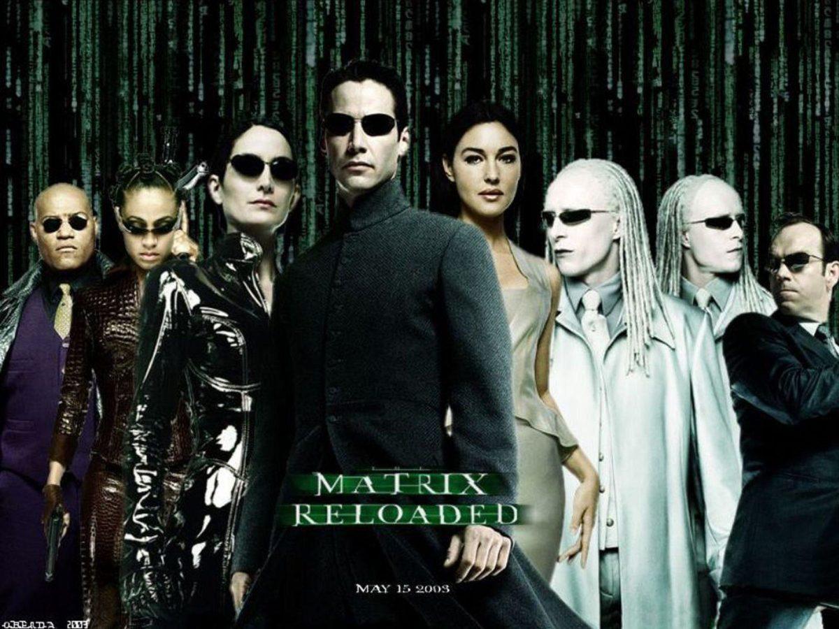 Matrix Movie Wallpapers – Matrix Reloaded Pictures