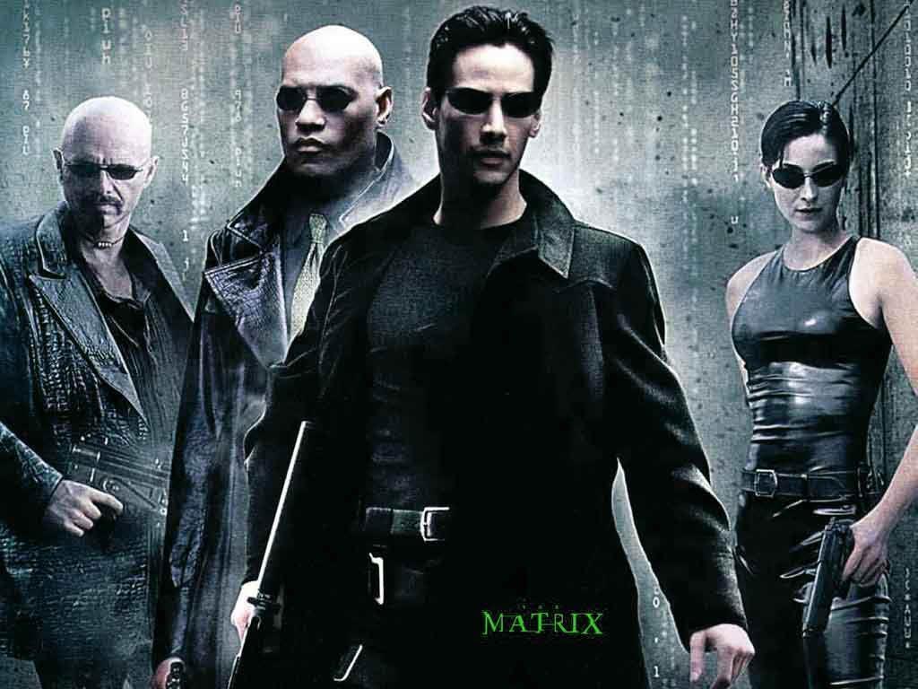 Wallpapers For > Matrix Wallpaper Movie