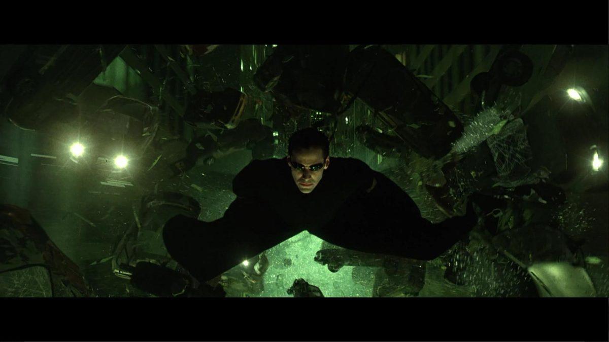The Matrix Reloaded Wallpapers Desktop