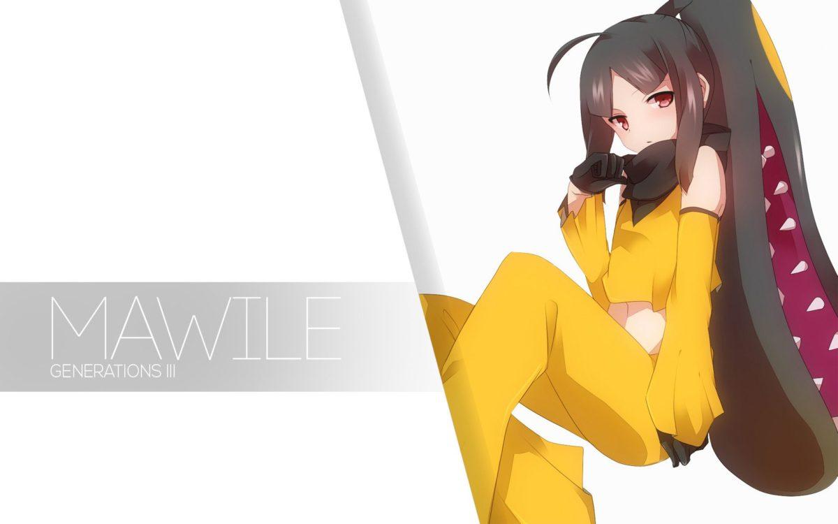 Mawile Anime Girl [1920×1200] : Animewallpaper