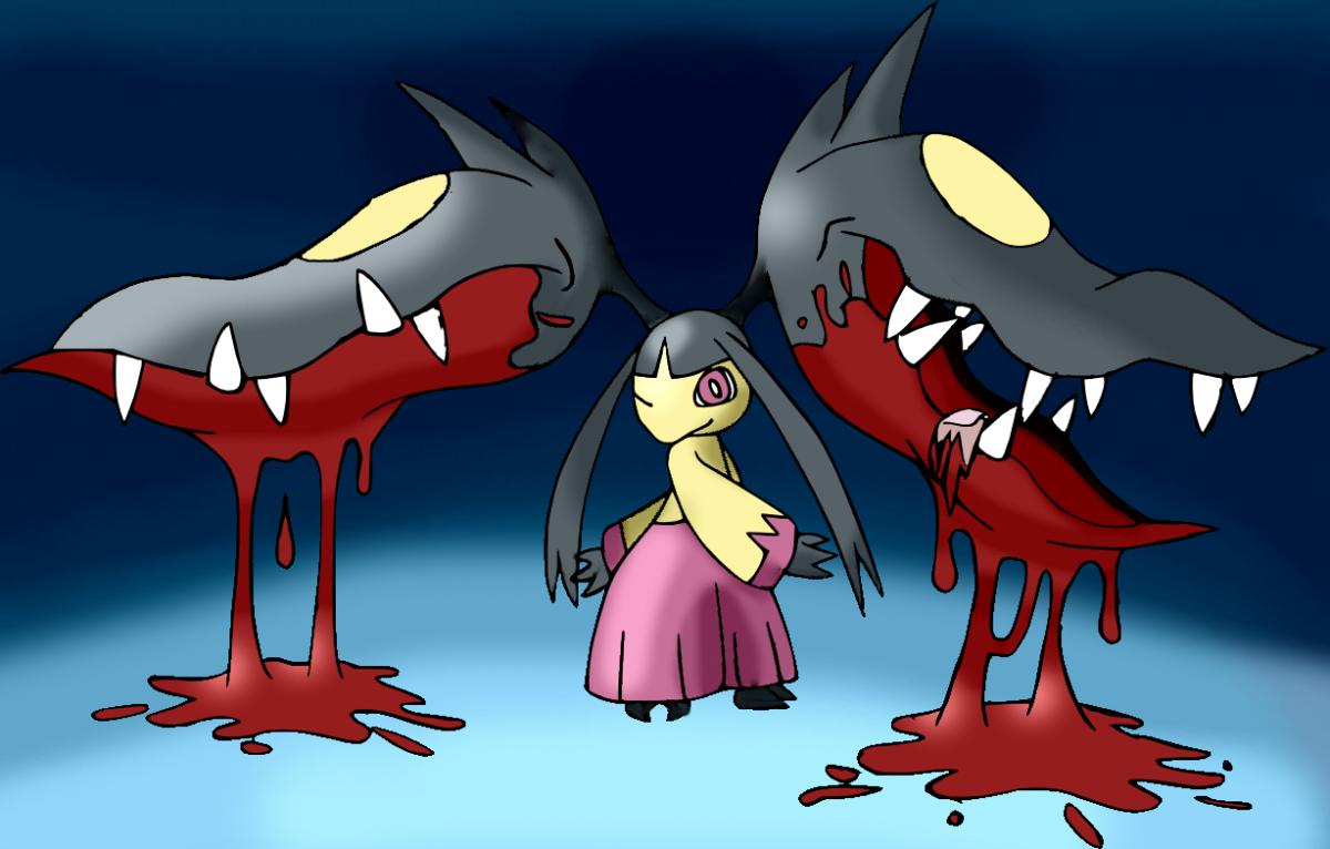 Mega Mawile v.1 by HappyHappyCultist on DeviantArt