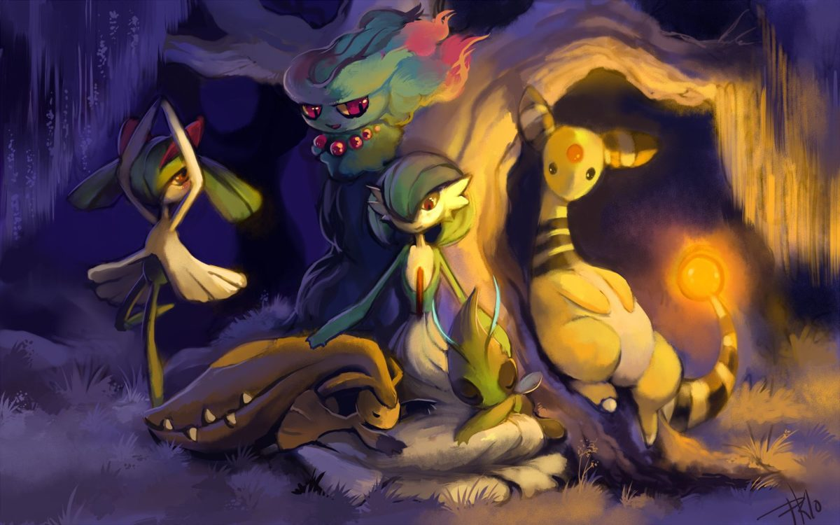 Pokémon Wallpaper #662364 – Zerochan Anime Image Board