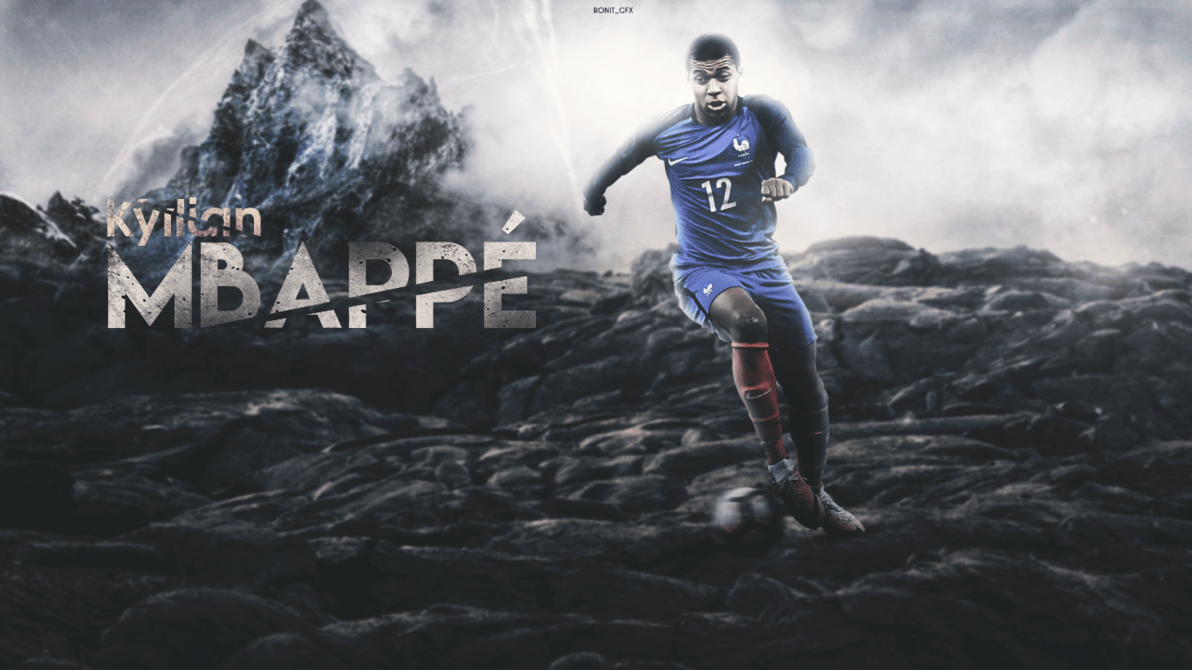 26301 Kylian Mbappé Wallpaper, football wallpaper – HD Wallpaper