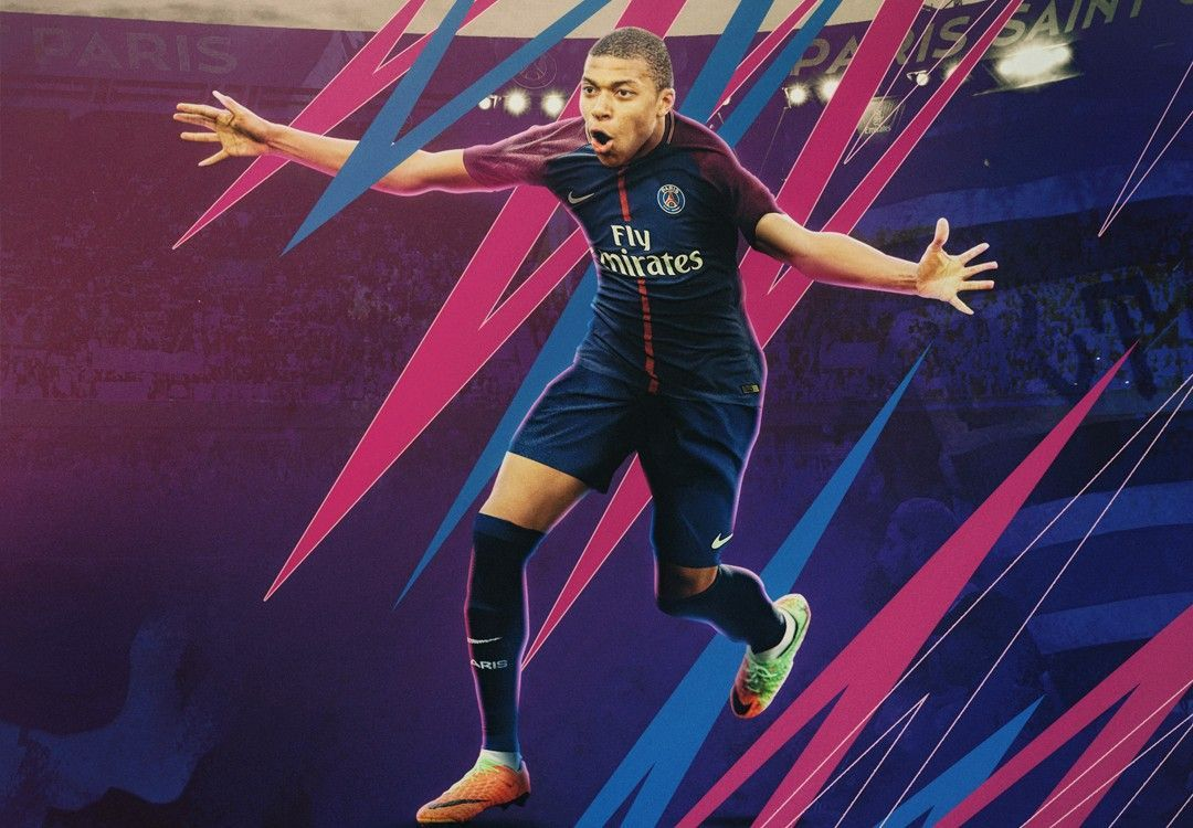 PSG Kylian Mbappe Wallpaper – 2018 Wallpapers HD | Psg and Football …