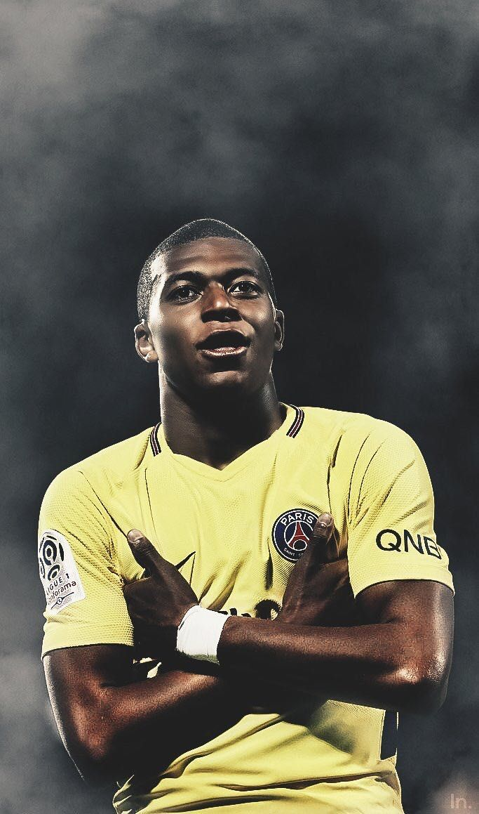 psg #mbappe | football | Pinterest