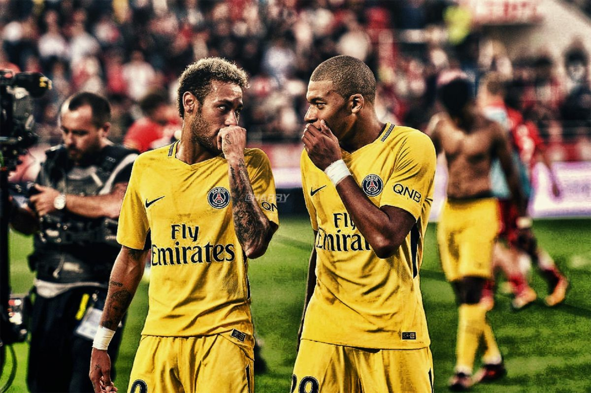Neymar and Mbappe Wallpaper by harrycool15 – 98 – Free on ZEDGE™