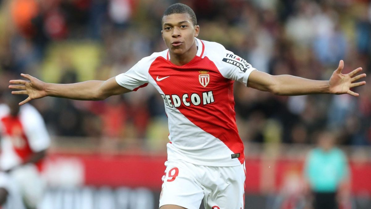 Kylian Mbappe HD Desktop Wallpapers | 7wallpapers.net