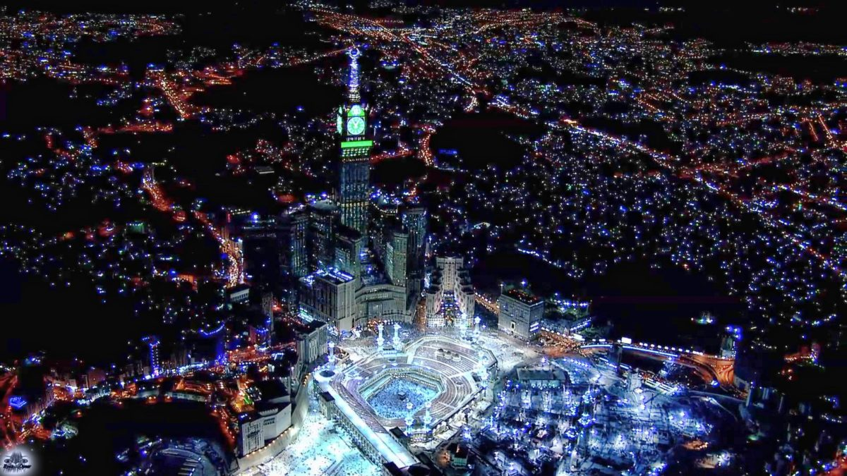 Amazing Places To Visit In The World Mecca – Tuffboys.com