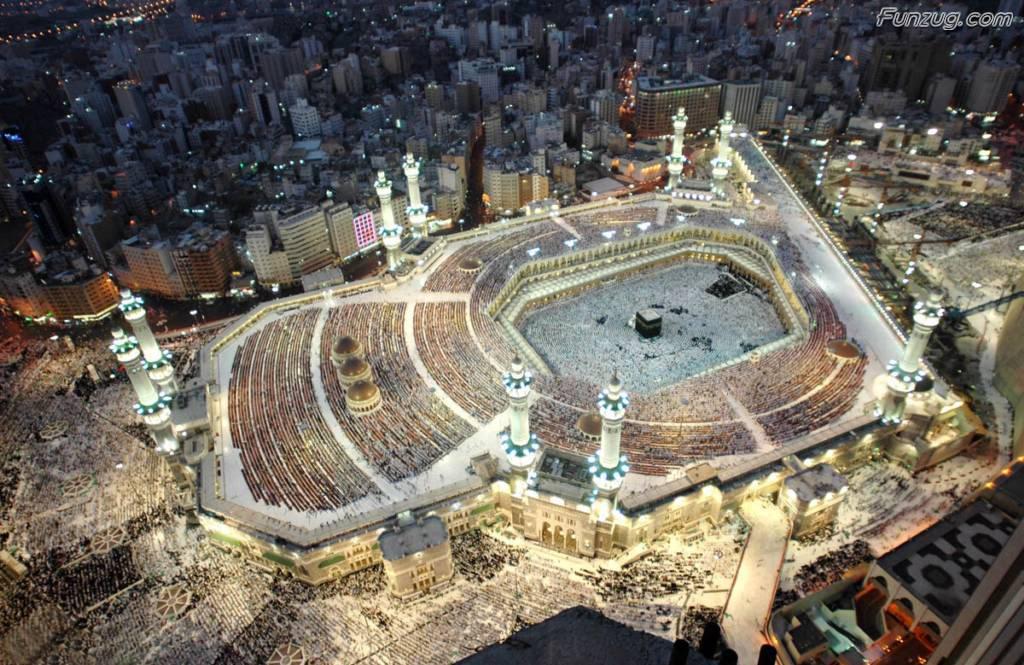 Funzug.com | Beautiful Mecca City Wallpapers | Modern, City …