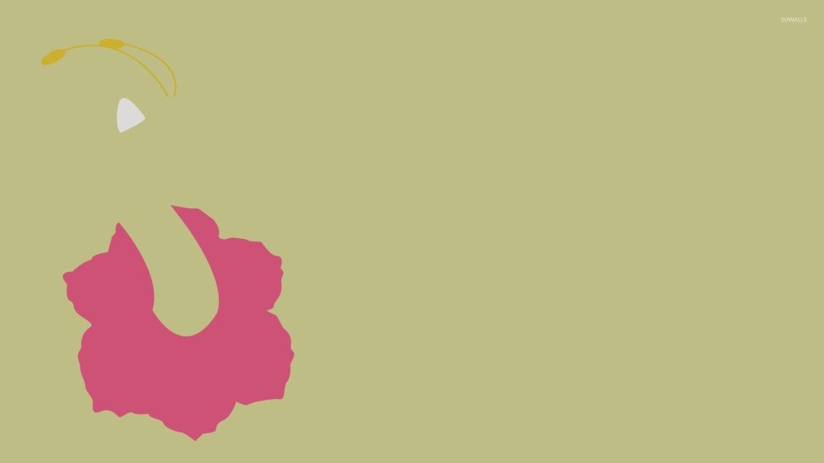 Meganium – Pokemon wallpaper – Game wallpapers – #33581